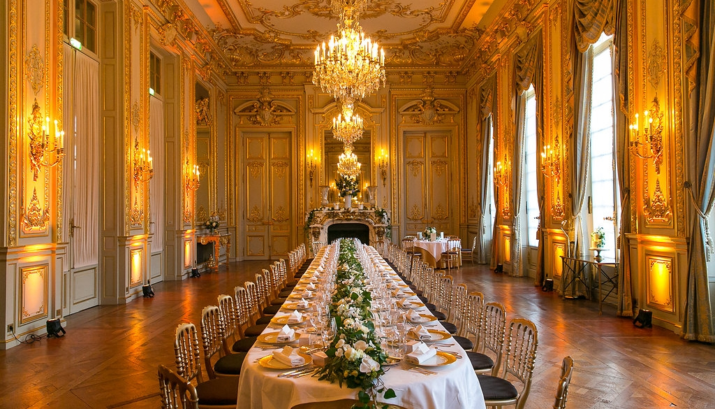 luxury paris wedding