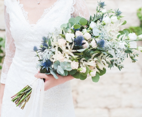 Nicole & Jerome | Blues & Greys in Provence