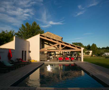 Private Villa in the Luberon