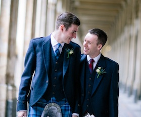 Sean & James | Same Sex Paris Wedding