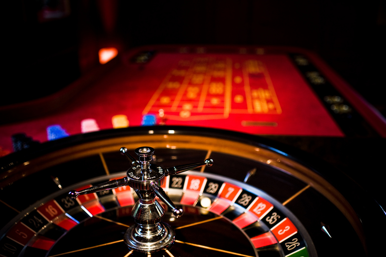 Paris Corporate Casino Event