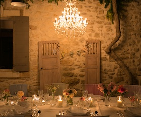 Provence Birthday Party