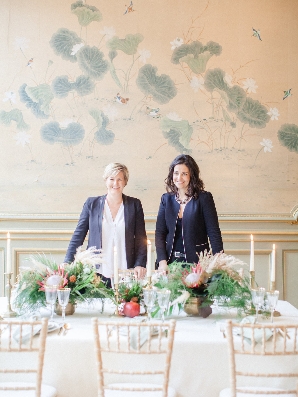 American Wedding Planners in France