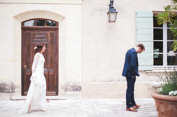 Nicole and Jerome elegant provence wedding