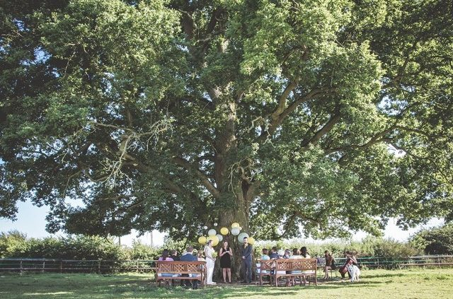 Normandy Farmhouse wedding