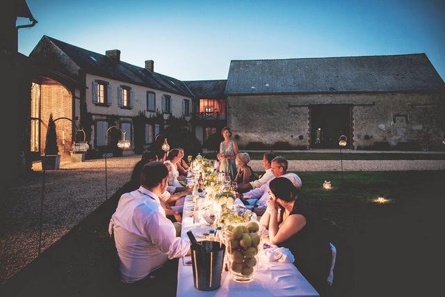 Normandy Farmhouse