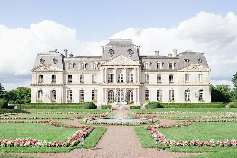 Classic Loire Valley château