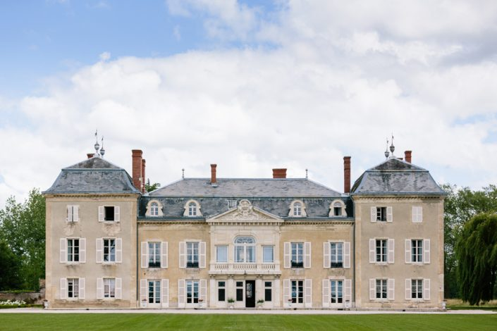 Luxury Burgundy Chateau