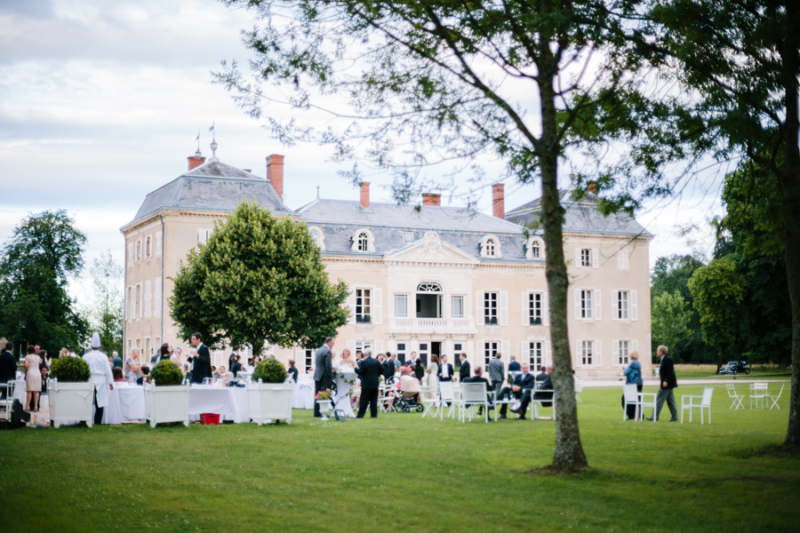 Luxury Burgundy Chateau