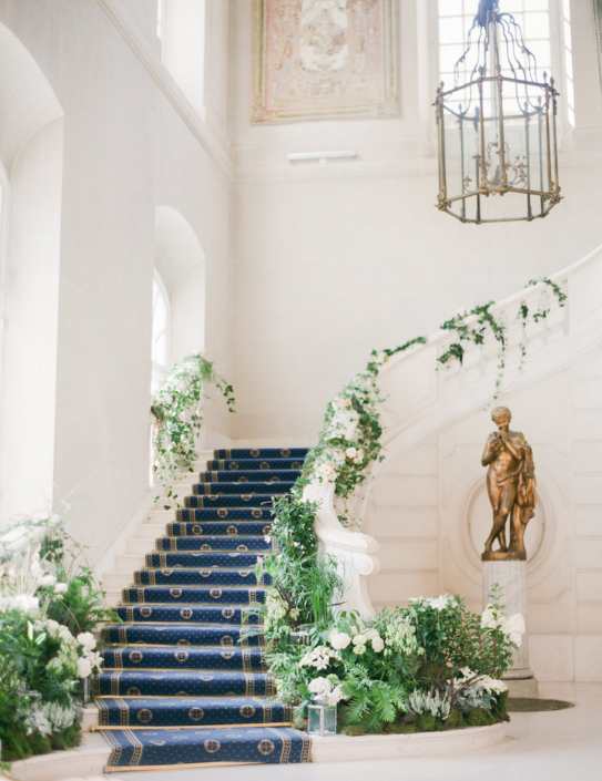 Loire Valley chateau wedding planner