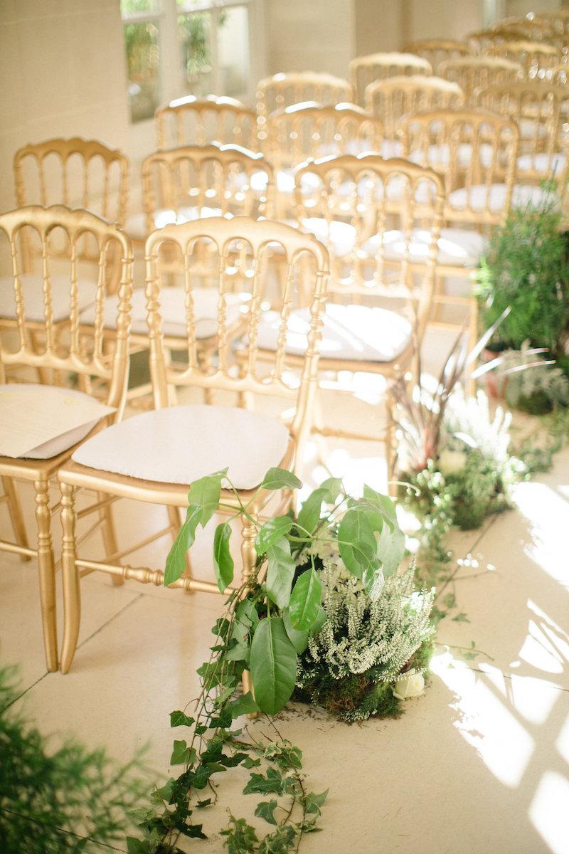 Wedding designer France château wedding