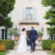 Provence villa wedding planned by Fête in France