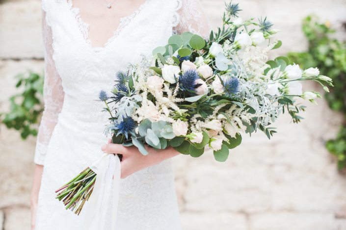 Provence wedding bouquet