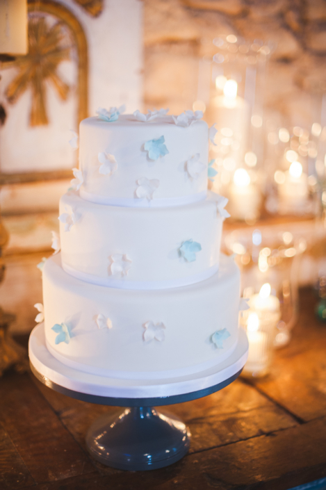 Wedding cake in Provence