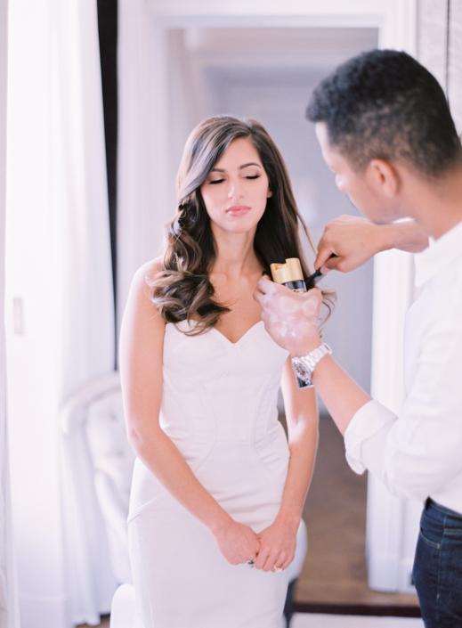 Parisian wedding style wedding planning by Fête in France