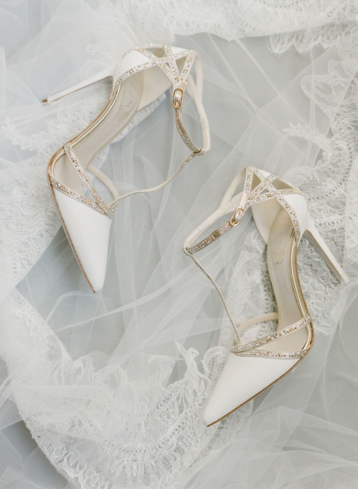 Paris luxury wedding shoes