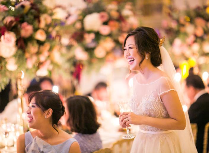 Wedding planner Vaux le Vicomte