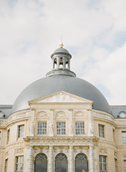 Historic French château wedding planned by Fête in France