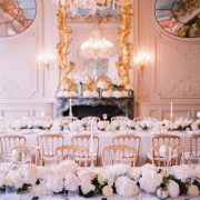 Paris private mansion wedding planner