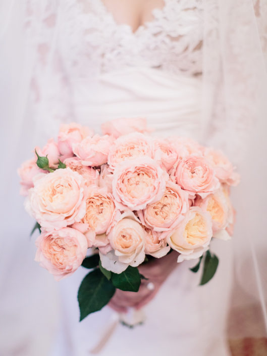 Luxury Paris wedding bouquet
