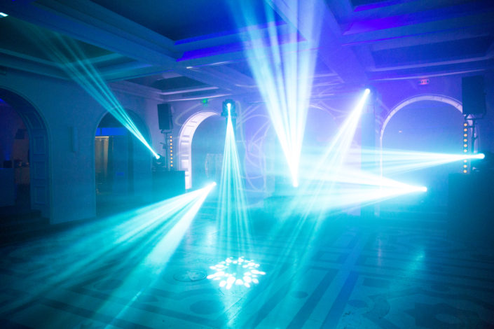 Paris wedding afterparty venue