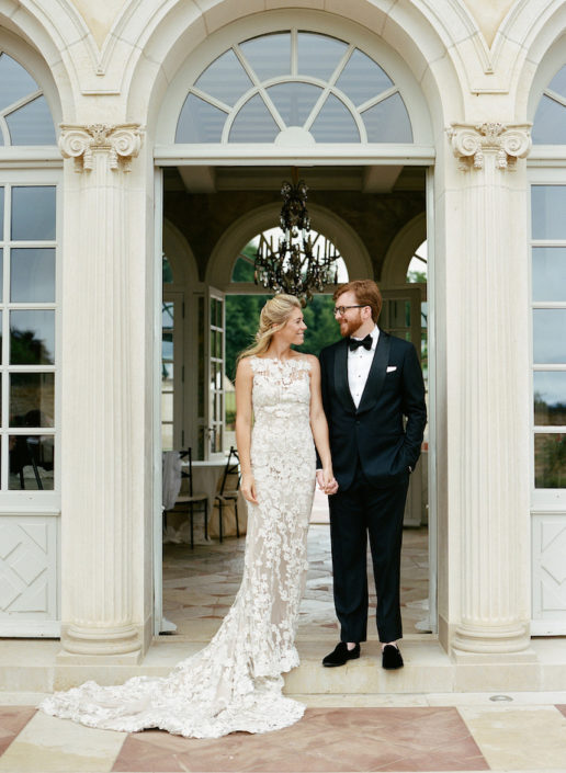 Chateau wedding in France planned by Fête in France