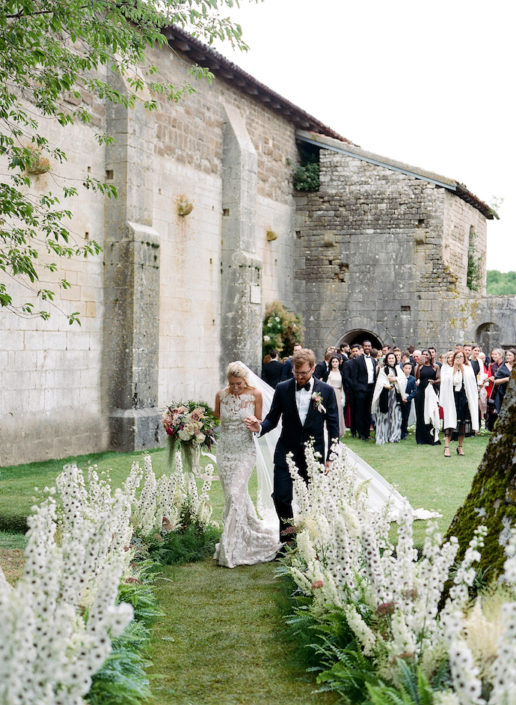 Luxury French chateau wedding