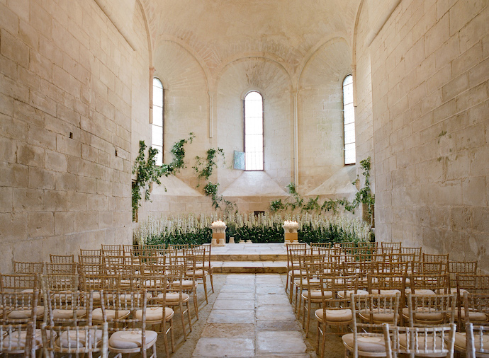 French chateau wedding planner in France