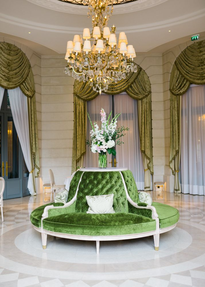 Ritz Paris wedding planned by Fête in France American wedding planner in France