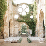 Historic Abbey Hotel wedding Planner France