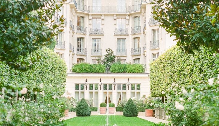 Ritz Paris wedding planner
