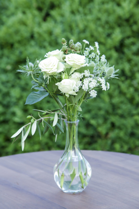 Loire Valley wedding flowers