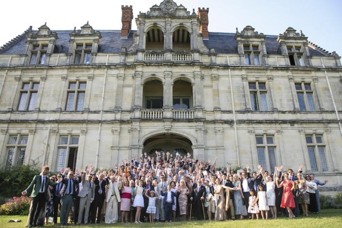 Loire Valley France wedding planner