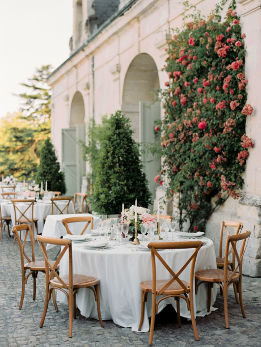 American wedding planner in France
