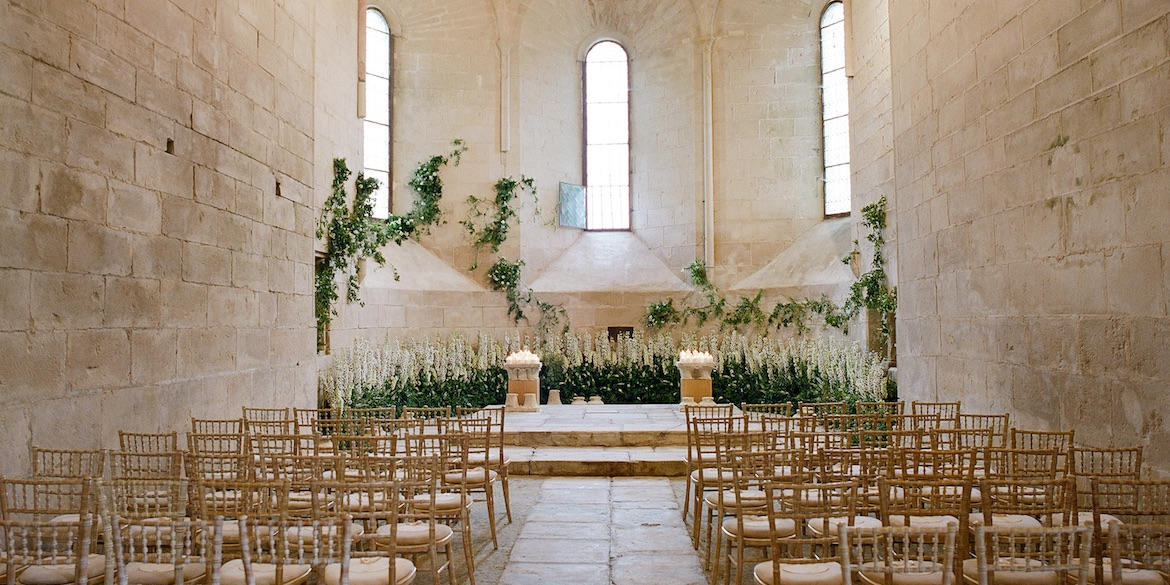 French Château Wedding Planner