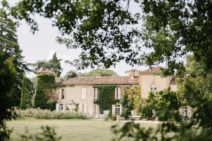 French countryside château wedding venue