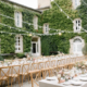 French countryside château wedding planned by Fête in France