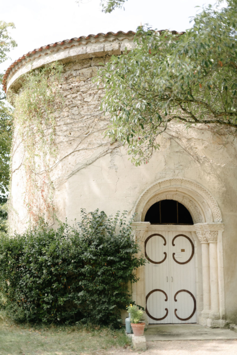 Southwest France wedding venue