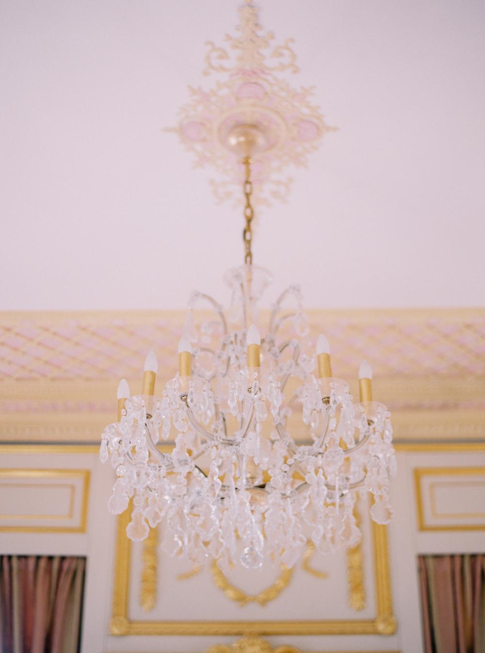 South of France château wedding venue