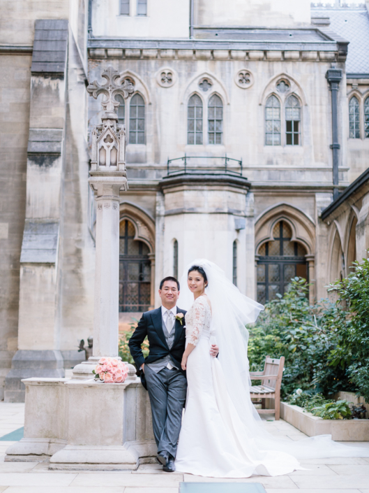 Luxury Paris wedding planned by Fête in France