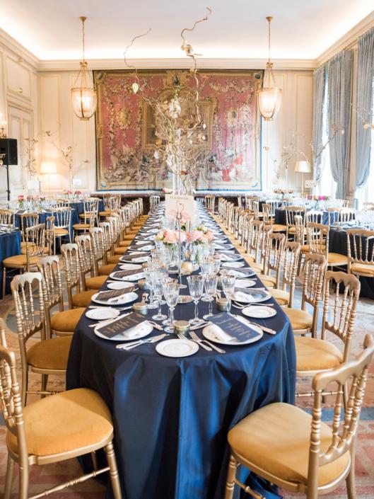 Cercle de l'Union Interalliee Paris wedding