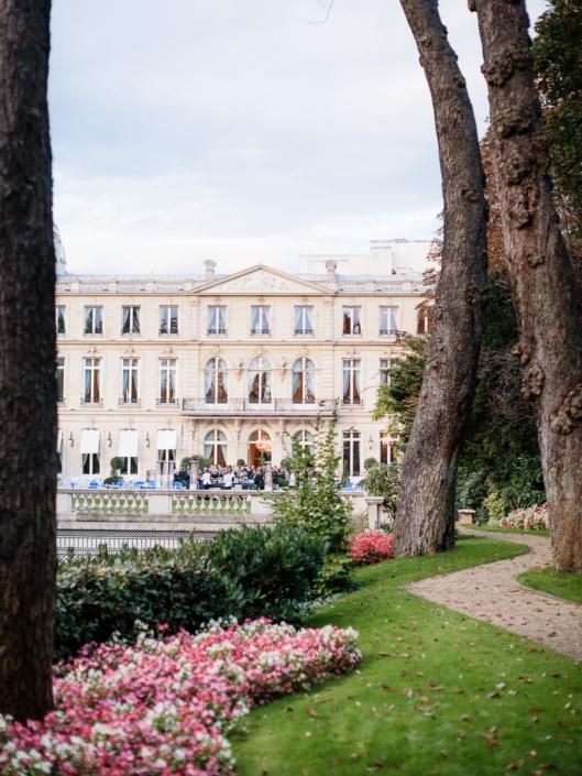 Paris wedding at Cercle de l'Union Interalliee