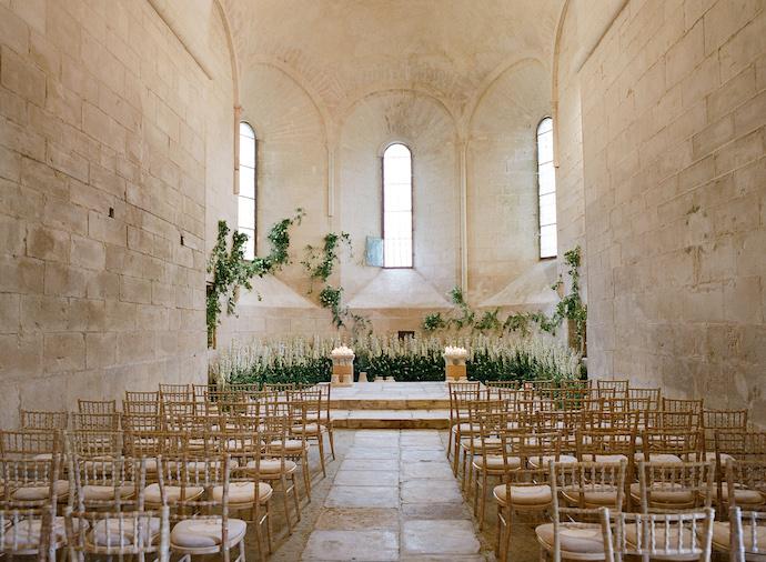 Wedding planner France