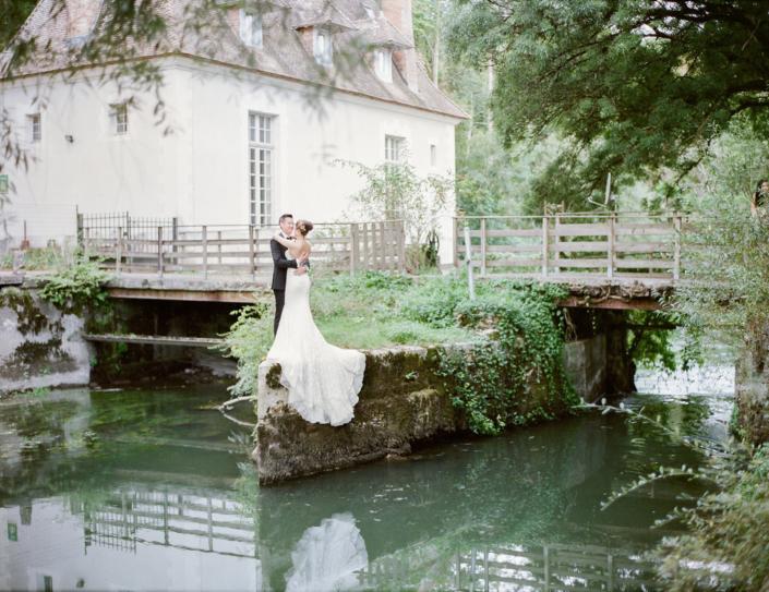 Loire Valley chateau wedding