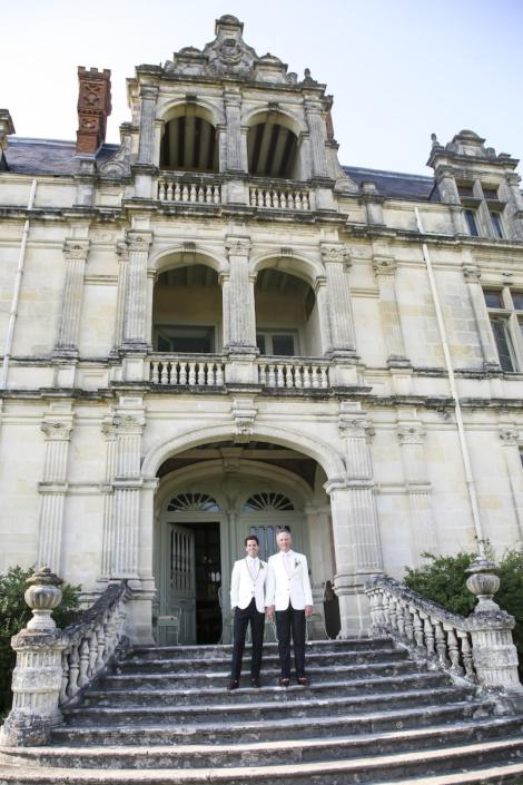 Mariage chateau de la Loire