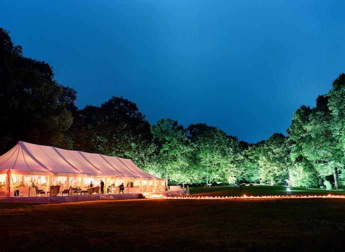Tente chapiteau mariage - wedding planner France