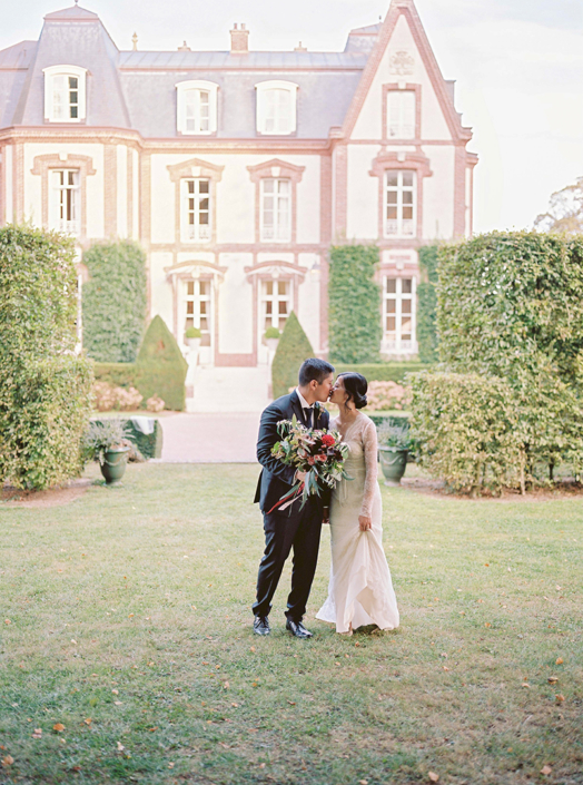 French countryside wedding planner