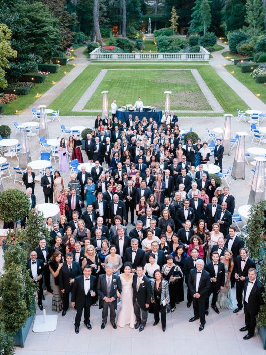 Luxury Paris wedding planner