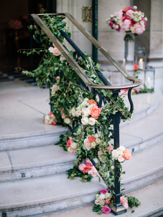 Paris wedding at Cercle de l'Union Interalliée