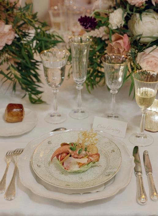 Traiteur d'excellence mariage France